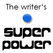writers' super power graphic